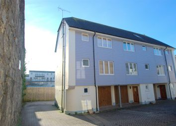 Thumbnail 3 bedroom end terrace house to rent in Barrack Street, Devonport, Plymouth