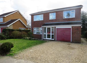 Thumbnail 4 bedroom detached house for sale in Regent Street, Spalding