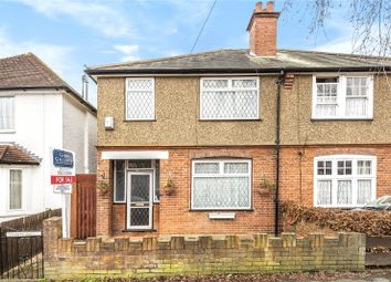 Thumbnail 3 bedroom semi-detached house for sale in Hilliard Road, Northwood, Middlesex