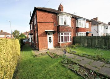 Thumbnail 3 bed semi-detached house for sale in Emerson Avenue, Middlesbrough