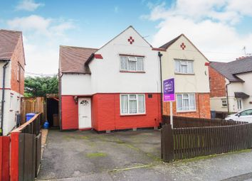 Thumbnail 3 bed semi-detached house for sale in Lord Street, Derby