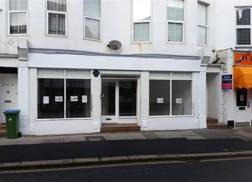 Thumbnail Retail premises for sale in High Street, Bognor Regis, West Sussex