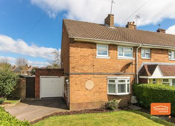Thumbnail 2 bed end terrace house for sale in Rutherford Road, Beechdale