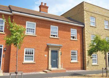 Thumbnail 2 bed maisonette for sale in Mercia Road, Great Denham, Bedford