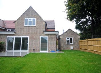 Thumbnail 4 bedroom semi-detached house to rent in College Road, Ardingly, Haywards Heath