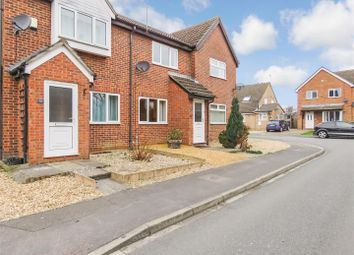 Thumbnail 2 bed terraced house for sale in Stanch Hill Road, Sawtry, Huntingdon