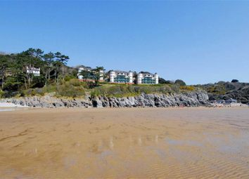 Thumbnail 2 bed flat for sale in Caswell Bay Court, Mumbles, Swansea