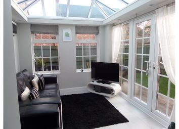 Thumbnail 3 bed detached house for sale in Pennymoor Drive, Middlewich