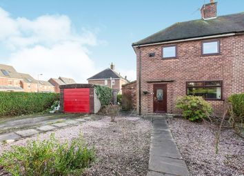 Thumbnail 2 bed semi-detached house for sale in Buxton Avenue, Newcastle