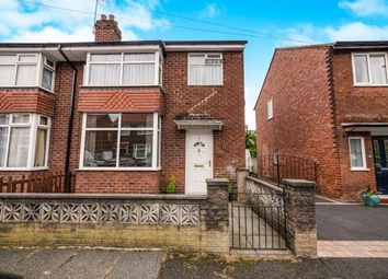 Thumbnail 3 bedroom semi-detached house for sale in Maxwell Avenue, Great Moor, Stockport, Cheshire