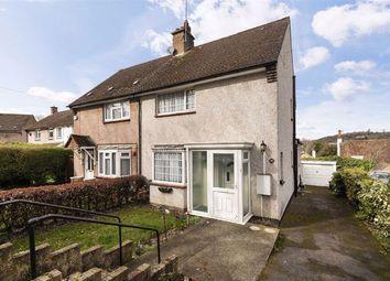 Thumbnail 2 bed semi-detached house for sale in Saddlers Park, Eynsford, Dartford