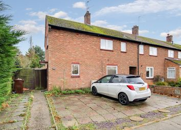 Thumbnail 3 bed end terrace house for sale in Queen Elizabeth Way, Colchester