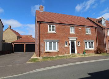 Thumbnail 4 bed detached house for sale in Keel Way, Milton Keynes