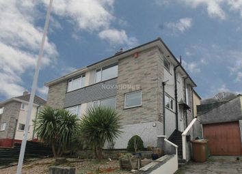 Thumbnail 3 bedroom semi-detached house for sale in Sydney Close, Plympton