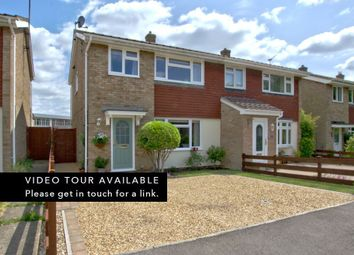 Thumbnail 3 bed semi-detached house for sale in Resbury Close, Sawston, Cambridge
