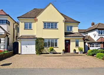 Thumbnail 5 bed detached house for sale in Forest Glade, North Weald, Epping, Essex