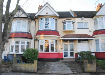 Thumbnail 3 bed terraced house for sale in Leigh Hall Road, Leigh-On-Sea