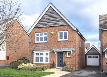 Thumbnail 3 bed detached house for sale in Brigginshaw Avenue, Worcester, Worcestershire