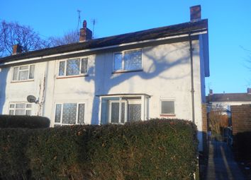 Thumbnail 4 bed end terrace house to rent in Langley Drive, Crawley