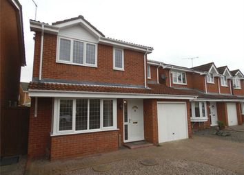 Thumbnail Detached house to rent in Chatsworth Close, Market Deeping, Peterborough, Lincolnshire