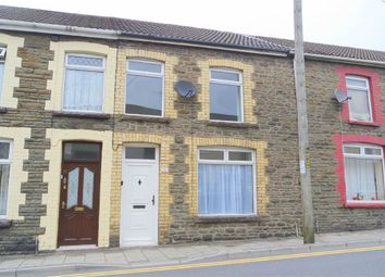 Thumbnail 3 bed terraced house to rent in Caerau Road, Maesteg, Mid Glamorgan