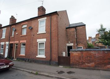 Thumbnail 3 bed terraced house to rent in Rutland Street, Pear Tree, Derby