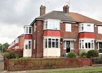 Thumbnail 3 bed semi-detached house for sale in Hartburn Avenue, Stockton-On-Tees