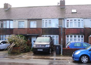 Thumbnail 3 bed terraced house to rent in Victoria Road, Porstlade, Brighton