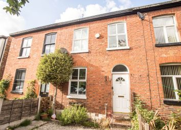 Thumbnail 3 bed terraced house for sale in Shawe View, Urmston