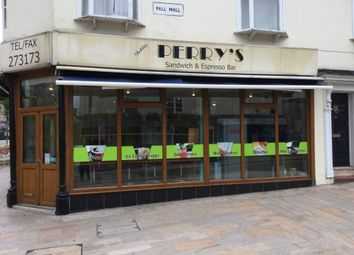 Thumbnail Restaurant/cafe for sale in Piccadilly, Hanley, Stoke-On-Trent