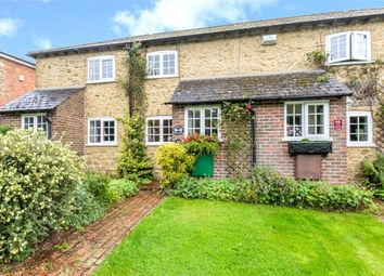 Thumbnail 2 bed terraced house for sale in Whitemare Cottages, Stoneleigh Road, Limpsfield Chart, Surrey