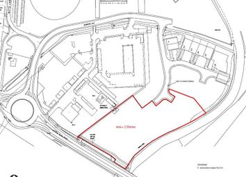 Thumbnail Land for sale in Unit Industrial Site, Nutts Lane, Hinckley