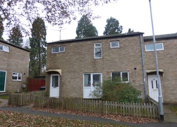 Thumbnail 3 bed end terrace house for sale in Southbrook, Corby