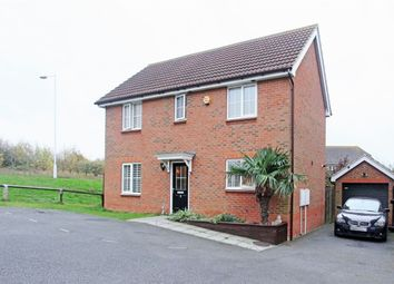 Thumbnail 4 bed detached house for sale in Charlock Drive, Minster On Sea, Sheerness, Kent