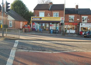 Thumbnail Retail premises for sale in 485-487 Welford Road, Leicester