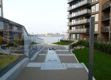 Thumbnail 1 bedroom flat for sale in Waterfront I, Royal Arsenal Riverside, Woolwich