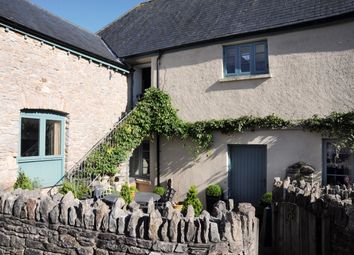 Thumbnail 2 bed terraced house for sale in Barton Leys, Totnes, Devon
