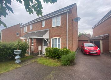 Thumbnail 3 bed semi-detached house to rent in Tortoiseshell Way, Wymondham