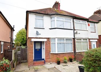 Thumbnail 3 bed semi-detached house for sale in Rumfields Road, Broadstairs, Kent
