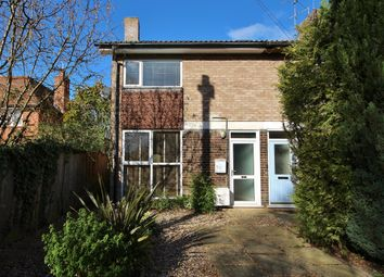 Thumbnail 2 bed end terrace house for sale in Wilberforce Road, Cambridge
