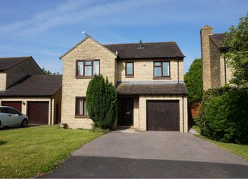 Thumbnail 4 bed detached house for sale in Whitehouse Way, Cheltenham