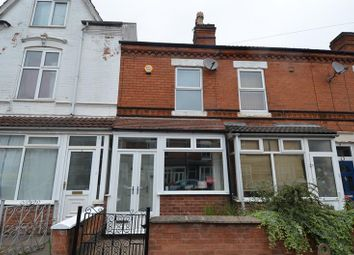 Thumbnail 3 bed terraced house for sale in Waterloo Road, Kings Heath, Birmingham