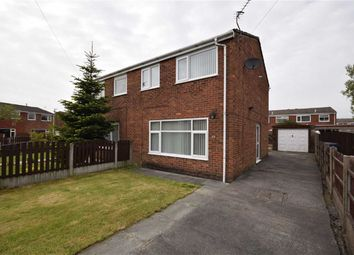Thumbnail 3 bed semi-detached house for sale in Albrighton Crescent, Lostock Hall, Preston, Lancashire