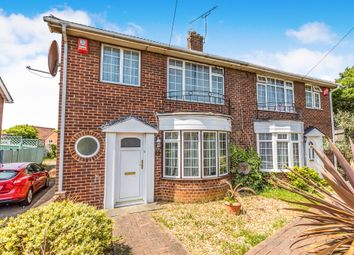 Thumbnail 3 bed semi-detached house for sale in Gladys Road, Hove