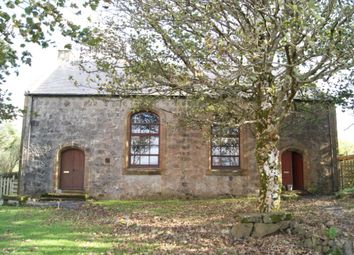 Thumbnail 5 bed semi-detached house for sale in Dunhallin, Waternish, Isle Of Skye