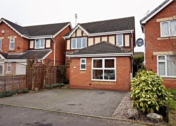 Thumbnail 3 bedroom detached house for sale in Sinclair Drive, Coventry