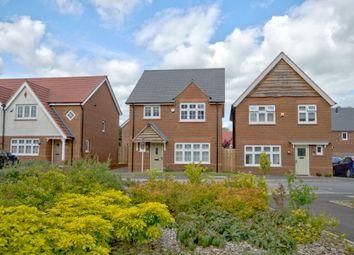 Thumbnail 4 bed detached house for sale in St. Edmunds Way, Hauxton, Cambridge