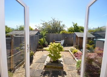 Thumbnail 1 bed semi-detached bungalow for sale in Franklyn Close, St Thomas, Exeter, Devon