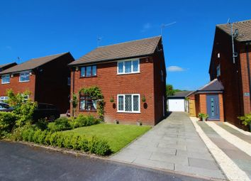 Thumbnail 2 bedroom semi-detached house for sale in Aspen Close, Harriseahead, Stoke-On-Trent