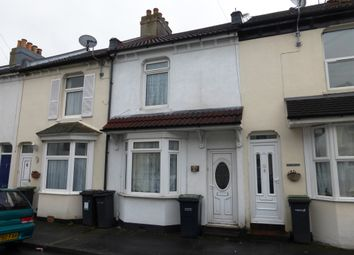 Thumbnail 2 bedroom terraced house for sale in Lavinia Road, Gosport